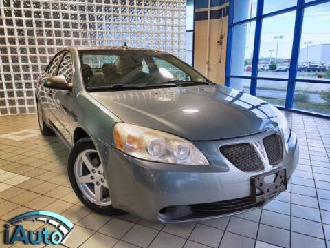 2009 Pontiac G6 for sale at iAuto in Cincinnati OH