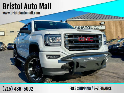 2018 GMC Sierra 1500 for sale at Bristol Auto Mall in Levittown PA