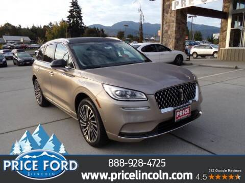 2020 Lincoln Corsair for sale at Price Ford Lincoln in Port Angeles WA