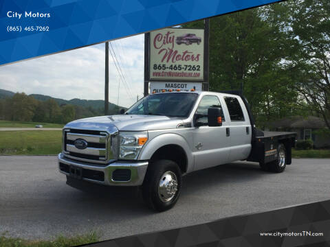 2015 Ford F-350 Super Duty for sale at City Motors in Mascot TN