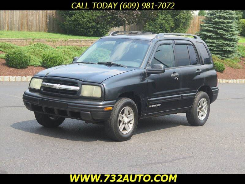 2003 Chevrolet Tracker for sale at Absolute Auto Solutions in Hamilton NJ