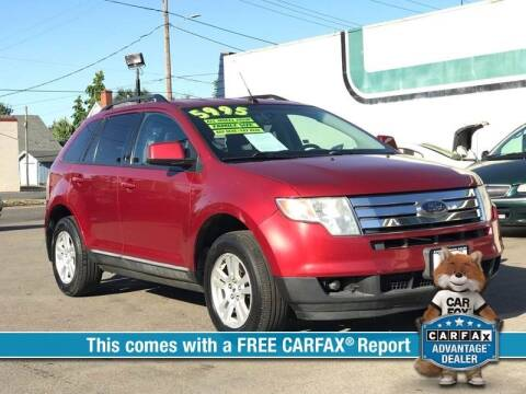 2008 Ford Edge for sale at Salem Auto Market in Salem OR