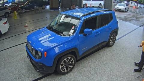 2015 Jeep Renegade for sale at Smart Chevrolet in Madison NC
