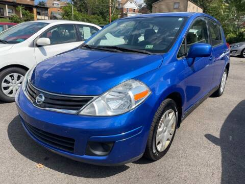 2010 Nissan Versa for sale at Fellini Auto Sales & Service LLC in Pittsburgh PA
