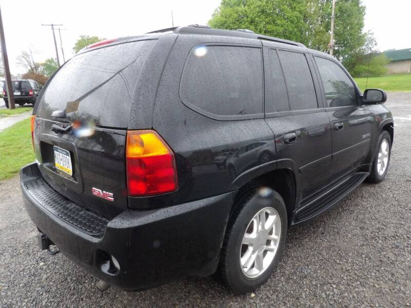 2006 GMC Envoy for sale at English Autos in Grove City PA
