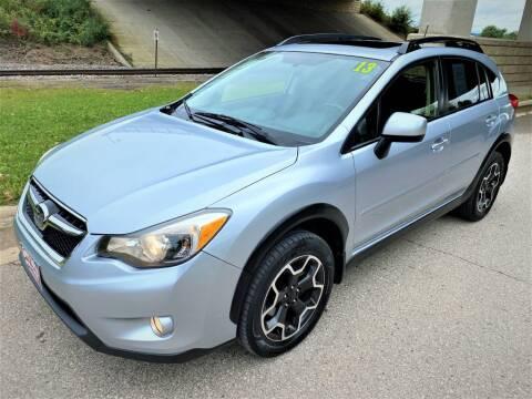 2013 Subaru XV Crosstrek for sale at Apple Auto in La Crescent MN