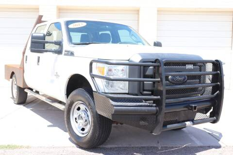 2015 Ford F-350 Super Duty for sale at MG Motors in Tucson AZ