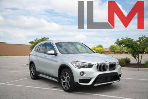 2018 BMW X1 for sale at INDY LUXURY MOTORSPORTS in Fishers IN