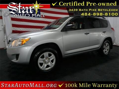 2011 Toyota RAV4 for sale at STAR AUTO MALL 512 in Bethlehem PA