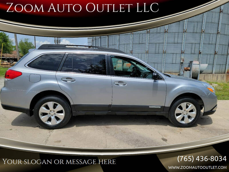 2010 Subaru Outback for sale at Zoom Auto Outlet LLC in Thorntown IN