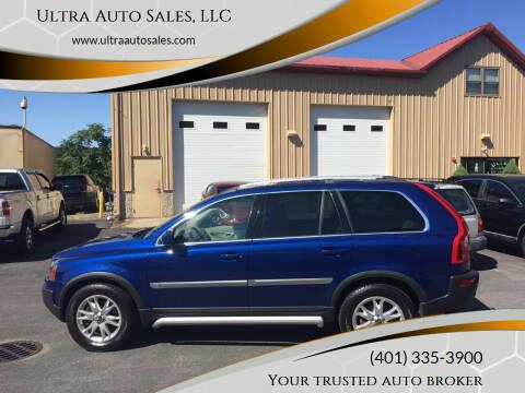 2006 Volvo XC90 for sale at Ultra Auto Sales, LLC in Cumberland RI