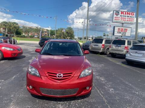 2005 Mazda MAZDA3 for sale at King Auto Deals in Longwood FL