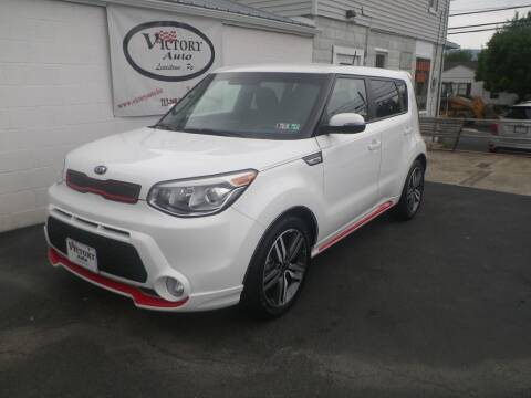 2014 Kia Soul for sale at VICTORY AUTO in Lewistown PA
