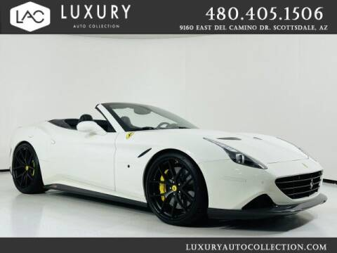 2015 Ferrari California T for sale at Luxury Auto Collection in Scottsdale AZ