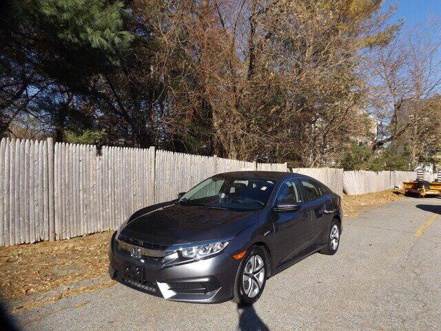 2018 Honda Civic for sale at Wayland Automotive in Wayland MA