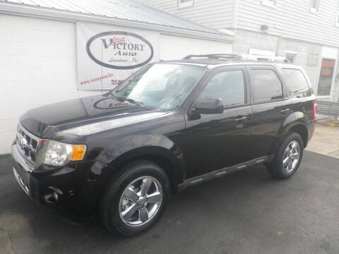 2010 Ford Escape for sale at VICTORY AUTO in Lewistown PA