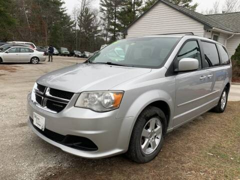 2012 Dodge Grand Caravan for sale at Williston Economy Motors in Williston VT