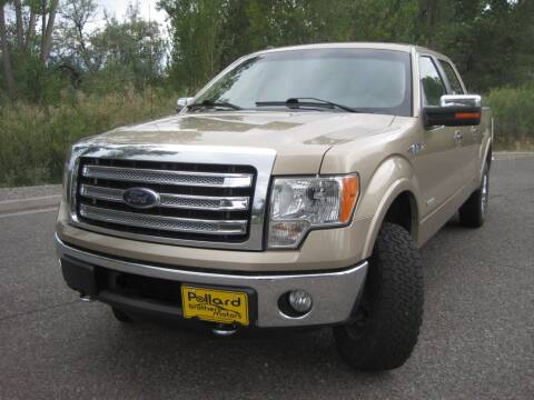 2013 Ford F-150 for sale at Pollard Brothers Motors in Montrose CO