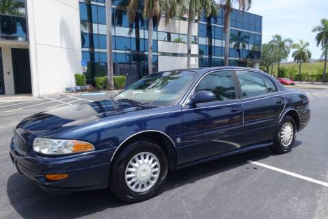 2003 Buick LeSabre for sale at SR Motorsport in Pompano Beach FL