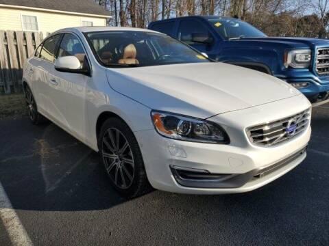 2016 Volvo S60 for sale at Impex Auto Sales in Greensboro NC