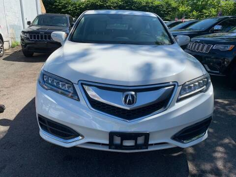 2018 Acura RDX for sale at Buy Here Pay Here Auto Sales in Newark NJ