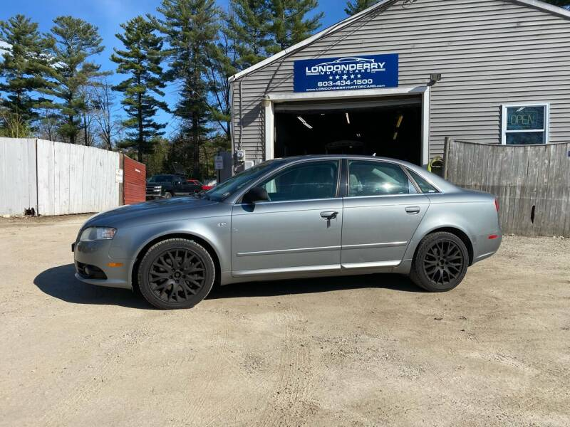 2008 Audi A4 2.0T Special Ed.
