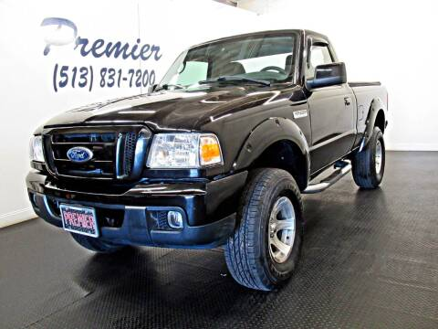 2007 Ford Ranger for sale at Premier Automotive Group in Milford OH
