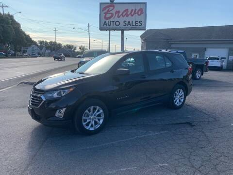 2018 Chevrolet Equinox for sale at Bravo Auto Sales in Whitesboro NY