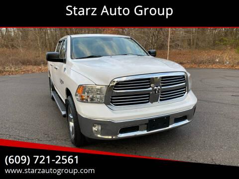 2013 RAM Ram Pickup 1500 for sale at Starz Auto Group in Delran NJ
