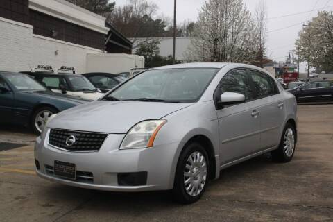 2007 Nissan Sentra for sale at GTI Auto Exchange in Durham NC