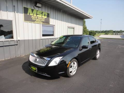 2011 Mercury Milan for sale at Moss Service Center-MSC Auto Outlet in West Union IA