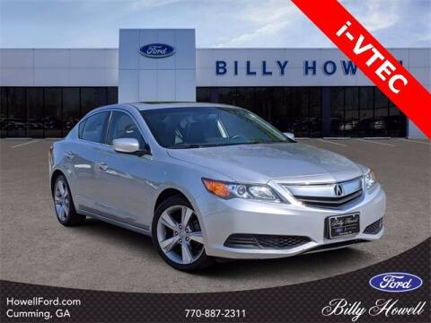 2015 Acura ILX for sale at BILLY HOWELL FORD LINCOLN in Cumming GA