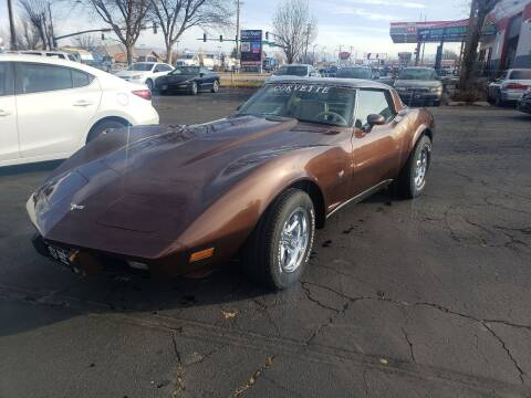 1979 Chevrolet Corvette for sale at Silverline Auto Boise in Meridian ID