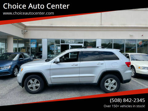 2011 Jeep Grand Cherokee for sale at Choice Auto Center in Shrewsbury MA
