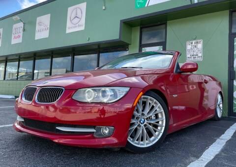 2011 BMW 3 Series for sale at KARZILLA MOTORS in Oakland Park FL