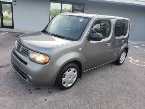 2009 Nissan cube for sale at UNITED AUTO BROKERS in Hollywood FL