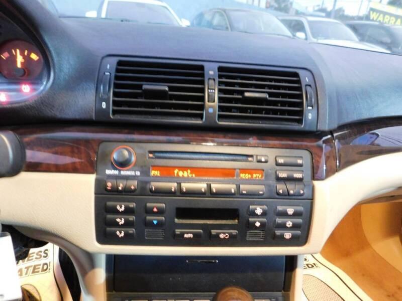 2006 BMW 3 Series 325Ci 2dr Convertible - San Antonio TX