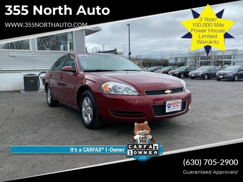 2008 Chevrolet Impala for sale at 355 North Auto in Lombard IL