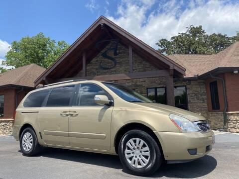 2011 Kia Sedona for sale at Auto Solutions in Maryville TN