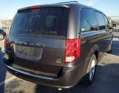 2019 Dodge Grand Caravan for sale at Handicap of Jackson in Jackson TN