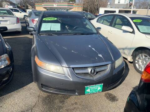 2005 Acura TL for sale at Park Avenue Auto Lot Inc in Linden NJ