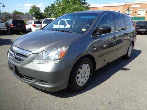 2007 Honda Odyssey for sale at Purcellville Motors in Purcellville VA