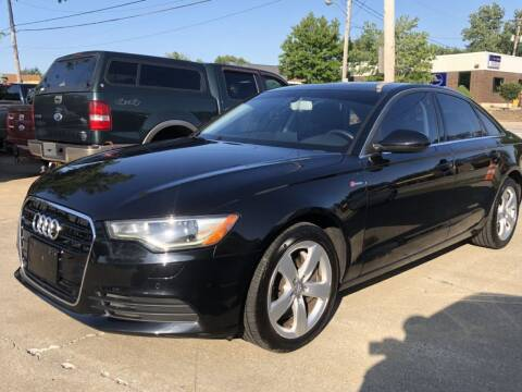2012 Audi A6 for sale at AAA Auto Wholesale in Parma OH