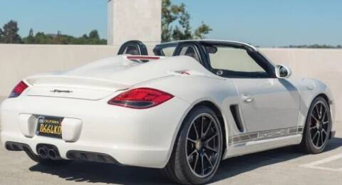 2011 Porsche Boxster for sale at Steel Chariot in San Jose CA