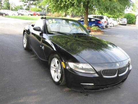 2006 BMW Z4 for sale at Reza Dabestani in Knoxville TN