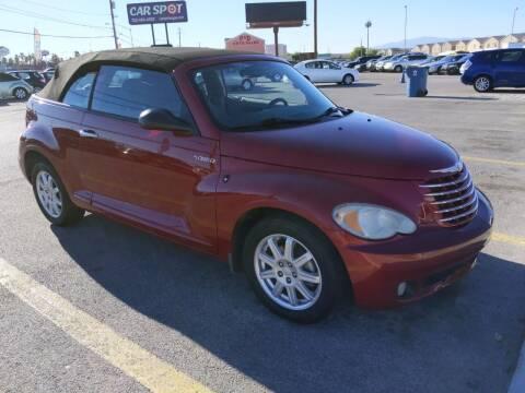 2006 Chrysler PT Cruiser for sale at Car Spot in Las Vegas NV
