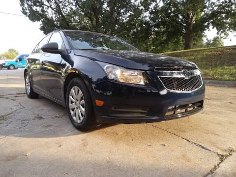 2011 Chevrolet Cruze for sale at Crispin Auto Sales in Urbana IL