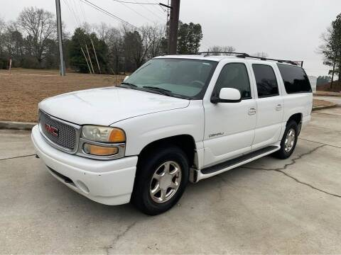 2004 GMC Yukon XL for sale at Two Brothers Auto Sales in Loganville GA