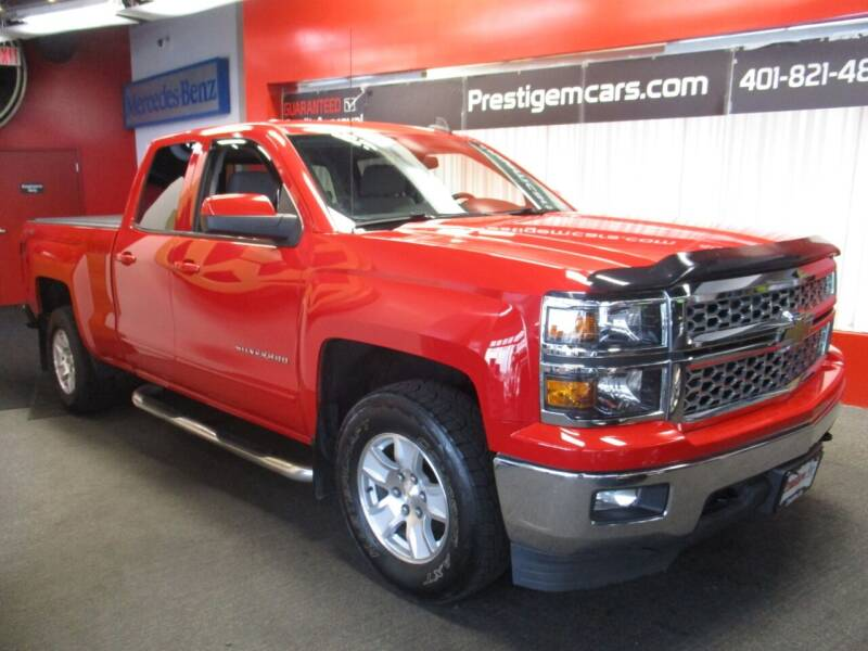2015 Chevrolet Silverado 1500 for sale at Prestige Motorcars in Warwick RI