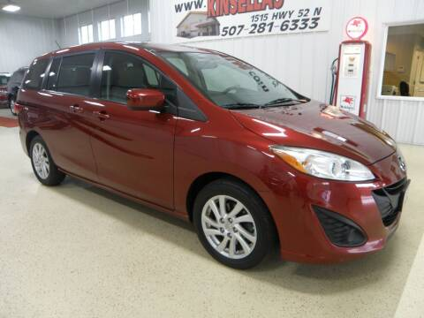2012 Mazda MAZDA5 for sale at Kinsellas Auto Sales in Rochester MN